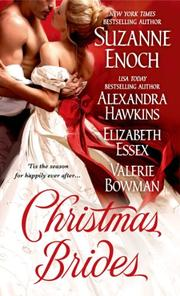 CHRISTMAS BRIDES by Suzanne Enoch