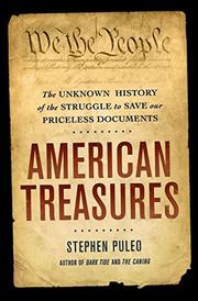 AMERICAN TREASURES by Stephen Puleo
