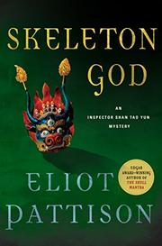 SKELETON GOD by Eliot Pattison