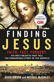 FINDING JESUS by David Gibson