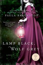 LAMP BLACK, WOLF GREY by Paula Brackston