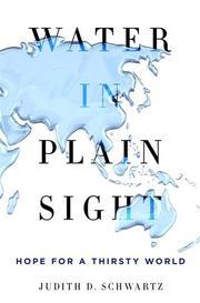 WATER IN PLAIN SIGHT by Judith D. Schwartz