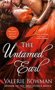 THE UNTAMED EARL by Valerie Bowman