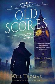OLD SCORES by Will Thomas