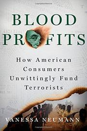 BLOOD PROFITS by Vanessa Neumann