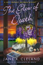 GLOW OF DEATH by Jane K. Cleland
