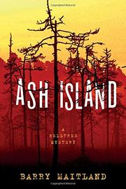 ASH ISLAND by Barry Maitland