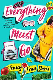 EVERYTHING MUST GO by Jenny Davis