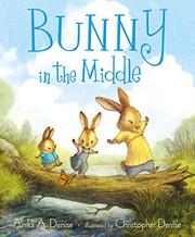 BUNNY IN THE MIDDLE by Anika Denise