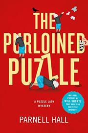 THE PURLOINED PUZZLE by Parnell Hall