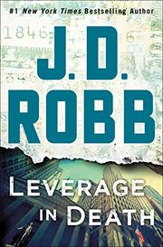 LEVERAGE IN DEATH by J.D. Robb