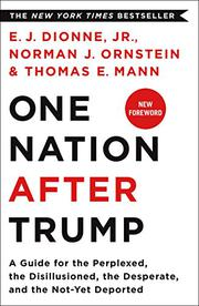 ONE NATION AFTER TRUMP by E.J. Dionne Jr.