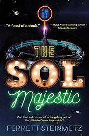 THE SOL MAJESTIC by Ferrett Steinmetz