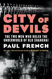 CITY OF DEVILS by Paul French