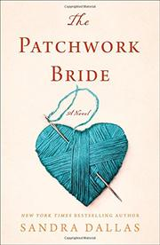 THE PATCHWORK BRIDE by Sandra Dallas