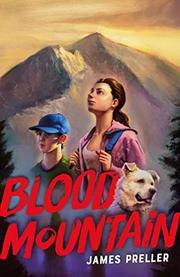 BLOOD MOUNTAIN by James Preller