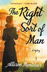 THE RIGHT SORT OF MAN by Allison Montclair