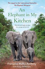 AN ELEPHANT IN MY KITCHEN by Françoise Malby-Anthony