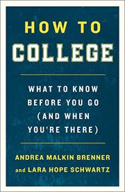 HOW TO COLLEGE by Andrea Malkin Brenner