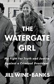 THE WATERGATE GIRL by Jill Wine-Banks