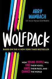WOLFPACK (YOUNG READERS EDITION) by Abby Wambach