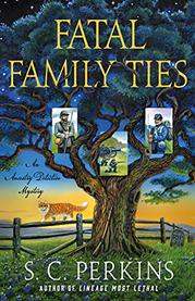 FATAL FAMILY TIES by S.C. Perkins