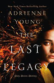 THE LAST LEGACY by Adrienne Young