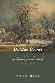 Book Cover for DUTCHESS COUNTY