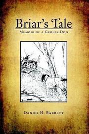 BRIAR'S TALE by Daniel H. Barrett