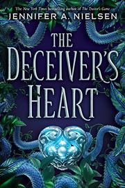 THE DECEIVER'S HEART by Jennifer A. Nielsen