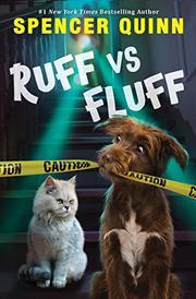 RUFF VS. FLUFF by Spencer Quinn