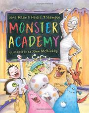 MONSTER ACADEMY by Jane Yolen