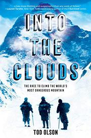 INTO THE CLOUDS by Tod Olson