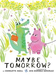 MAYBE TOMORROW? by Charlotte Agell