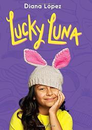 LUCKY LUNA by Diana López