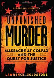 UNPUNISHED MURDER by Lawrence Goldstone