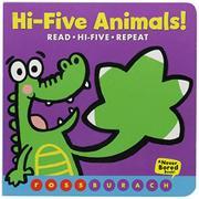 HI-FIVE ANIMALS! by Ross Burach