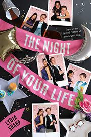 THE NIGHT OF YOUR LIFE by Lydia Sharp