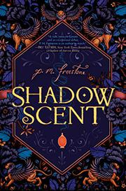 SHADOWSCENT by P. M. Freestone