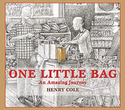 ONE LITTLE BAG by Henry Cole