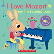 I LOVE MOZART by Marion Billet