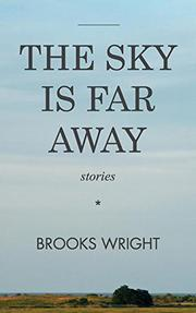 THE SKY IS FAR AWAY  by Brooks  Wright