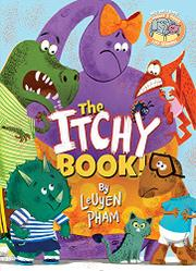 THE ITCHY BOOK! by LeUyen  Pham