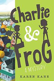 CHARLIE AND FROG by Karen Kane