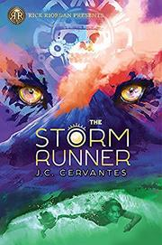 THE STORM RUNNER by J.C. Cervantes
