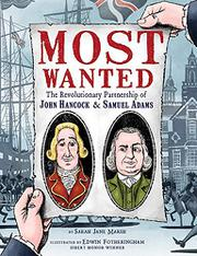 MOST WANTED by Sarah Jane Marsh