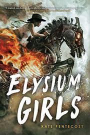 ELYSIUM GIRLS by Kate Pentecost