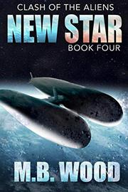 LIKE A NEW STAR by M.B. Wood