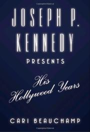 Book Cover for JOSEPH P. KENNEDY PRESENTS