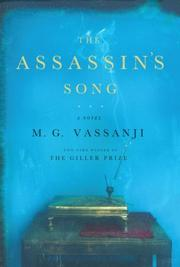 Book Cover for THE ASSASSIN'S SONG